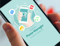 phone manager released
