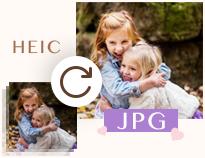 HEIC para JPG