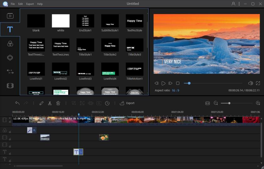 Editor de Video de Apowersoft – el mejor software para editar video